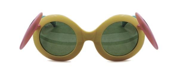 Mắt kính Trẻ em Hayden KS001 Vàng