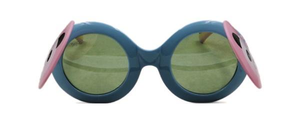 Mắt kính Trẻ em Hayden KS001 Hồng - Xanh