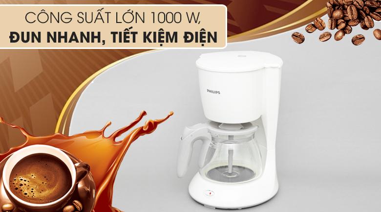 Dễ dùng - Máy pha cà phê Philips HD7447