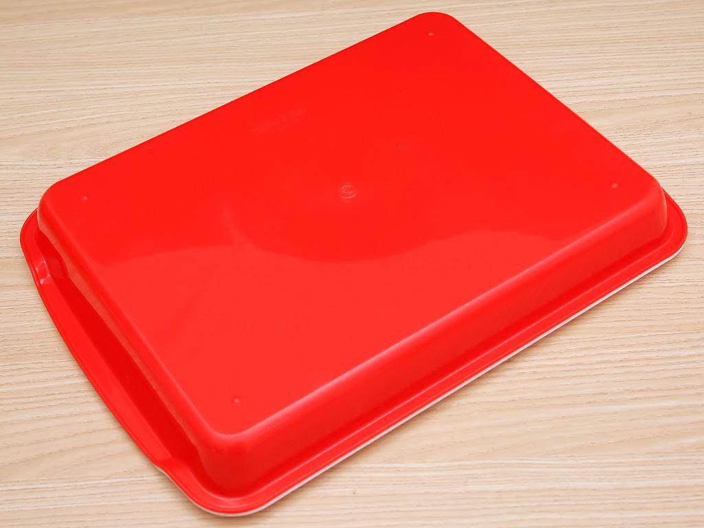 Khay nhựa úp ly 35.7cm x 26.4cm Duy Tân (giao màu ngẫu nhiên) 3