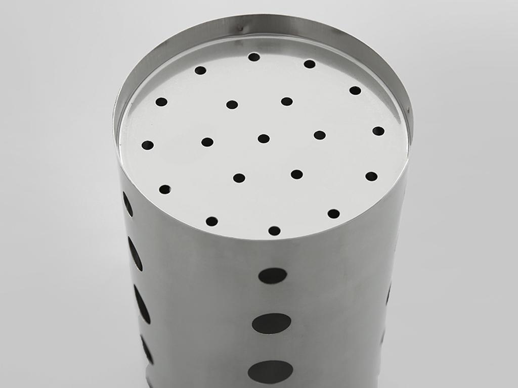 Ống đựng đũa inox DMX DD001-17.5 3