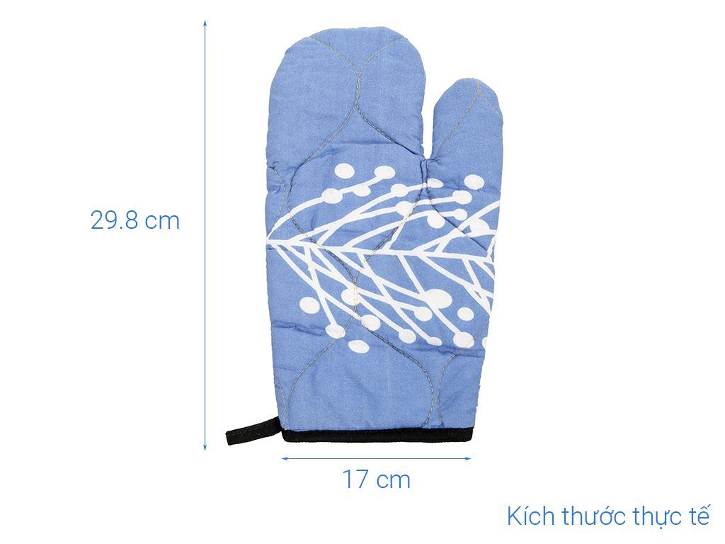 Găng tay nhấc nồi Shine BS-08 (giao màu ngẫu nhiên) 5