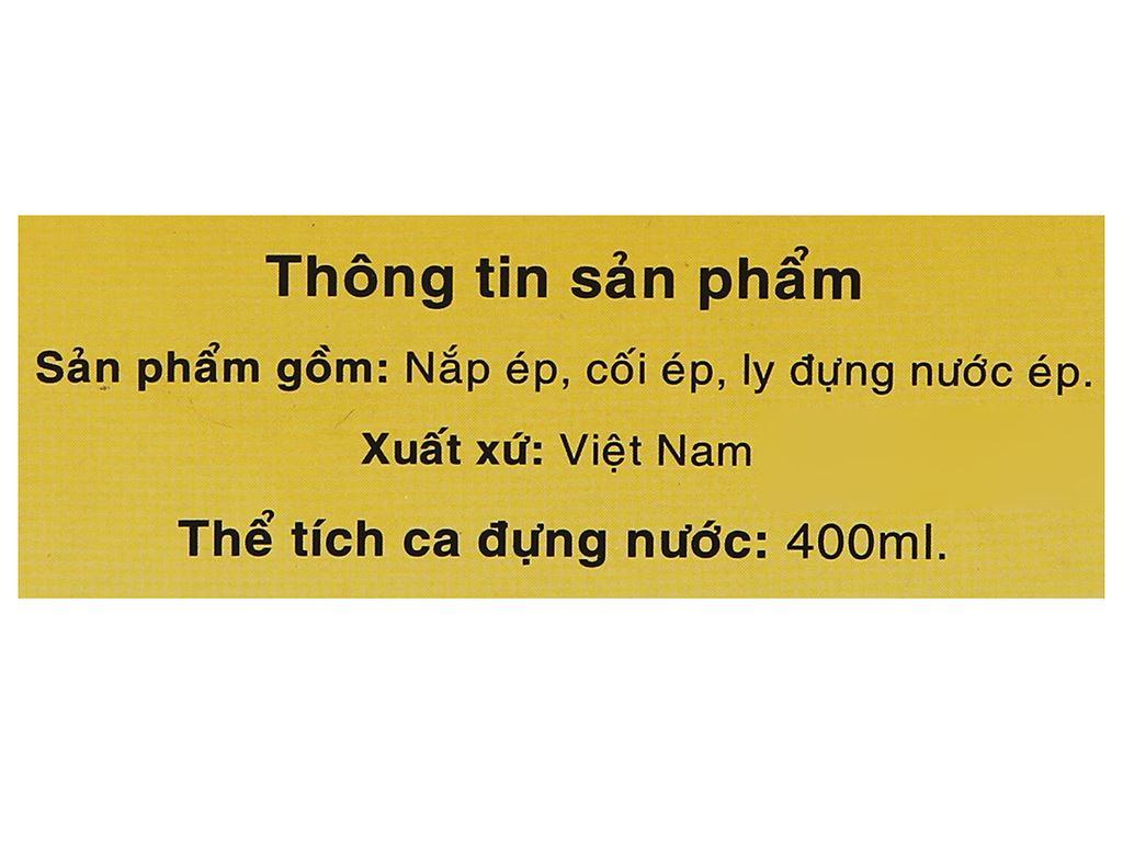Dụng cụ vắt cam Tashuan TS-3524 11
