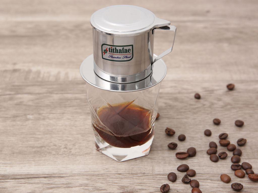 Phin cà phê inox Tithafac 8cm 1