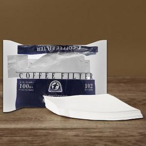Giấy thấm lọc Moriitalia Coffee Filter 100 tờ - màu trắng