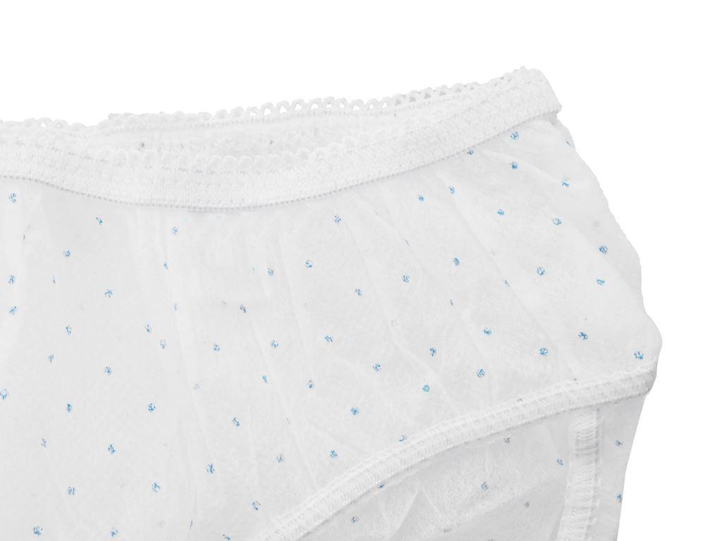 5 cái quần lót mặc một lần nữ Travel-Mate size L 4