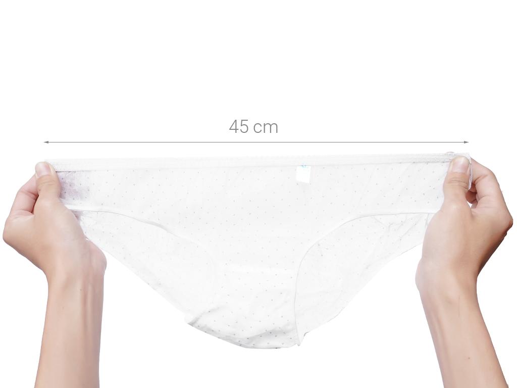 5 cái quần lót mặc một lần nữ Travel-Mate size XL 5