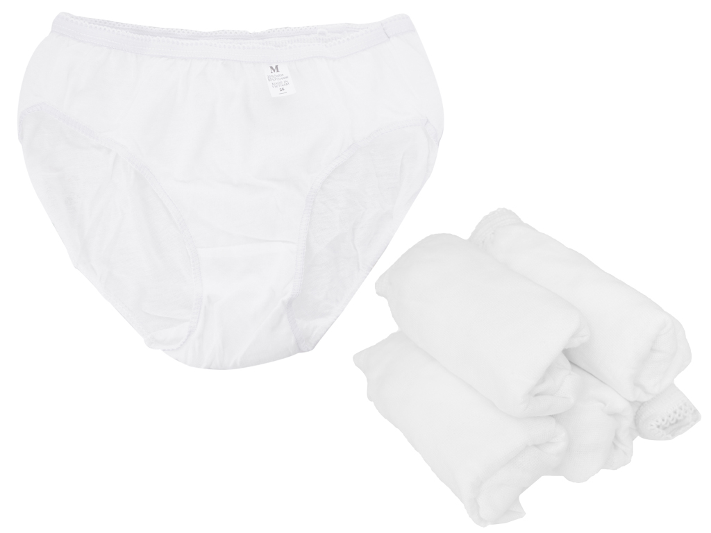 5 cái quần lót mặc một lần nữ Body-Mate size XL 3