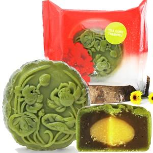 Bánh trung thu Malaysia Hana trà xanh Tiramisu 150g