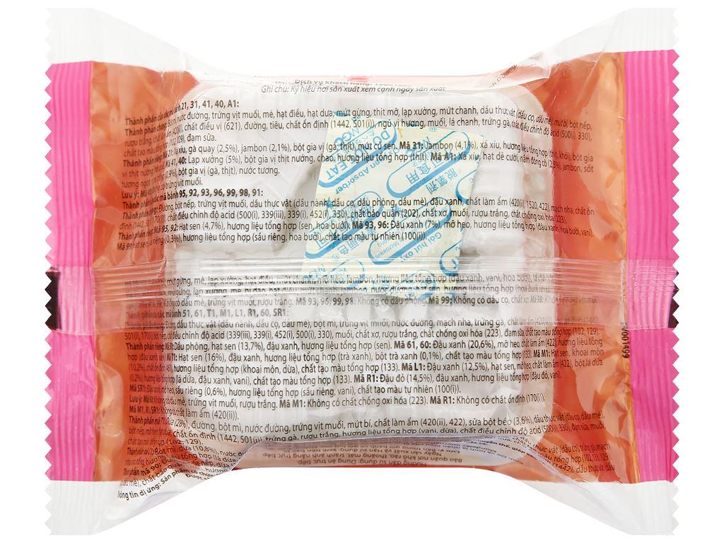 Bánh trung thu Kinh Đô thập cẩm jambon 1 trứng 150g 6