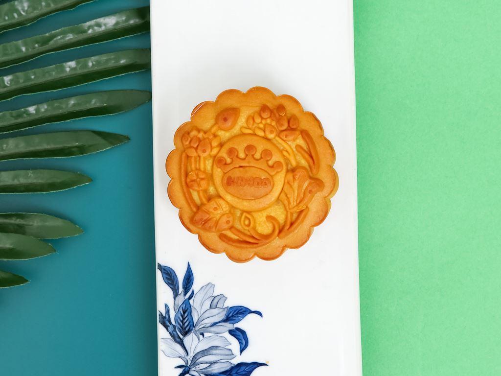 Bánh trung thu Kinh Đô đậu xanh hạnh nhân 150g 2