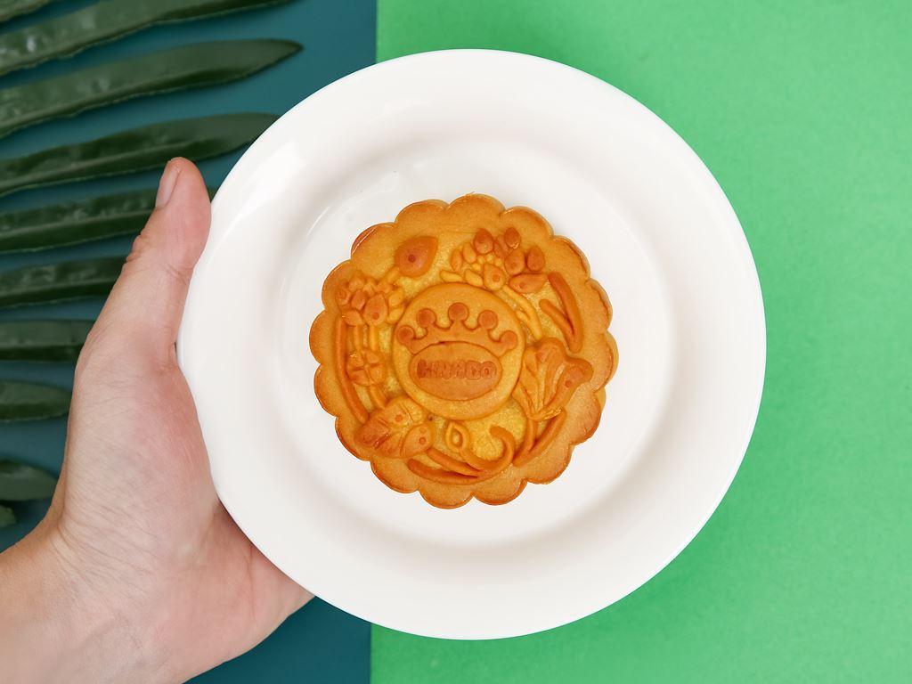 Bánh trung thu Kinh Đô đậu xanh hạnh nhân 150g 3