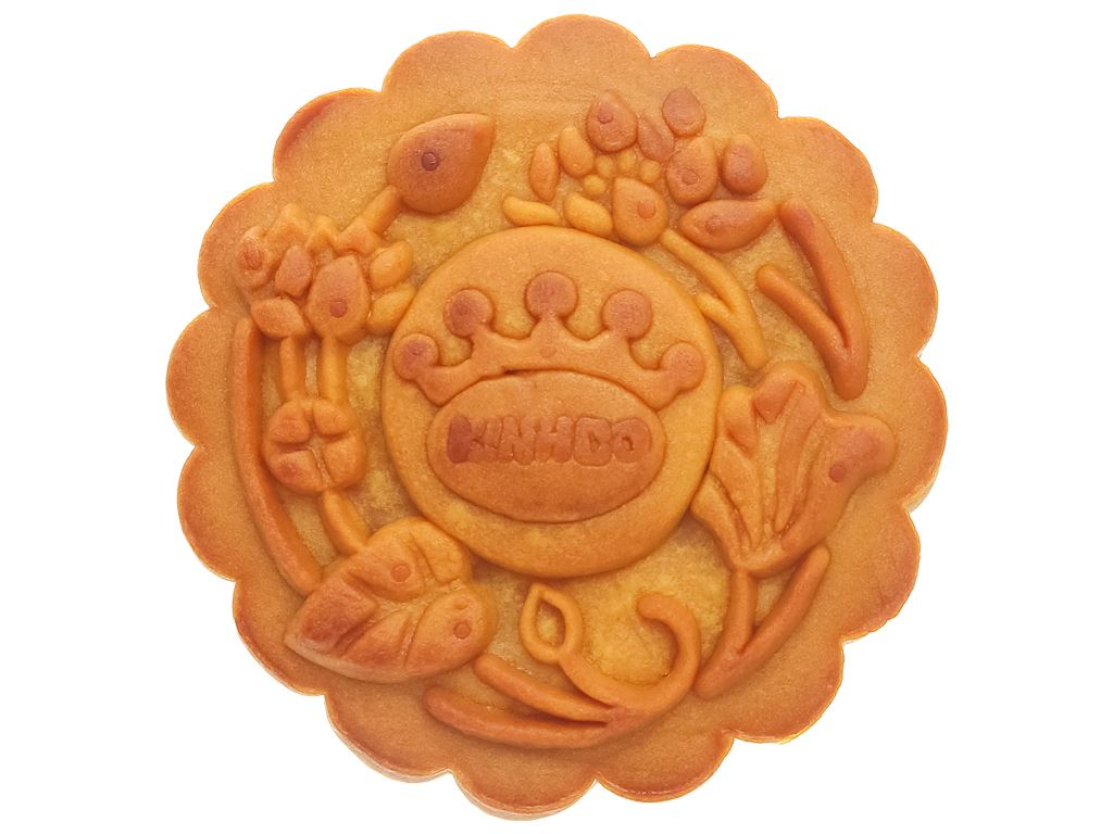 Bánh trung thu Kinh Đô đậu xanh hạnh nhân 150g 7