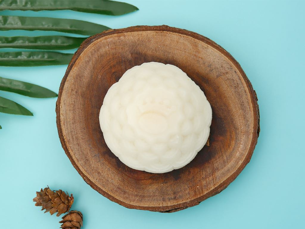 Bánh dẻo Kinh Đô đậu xanh 180g 2