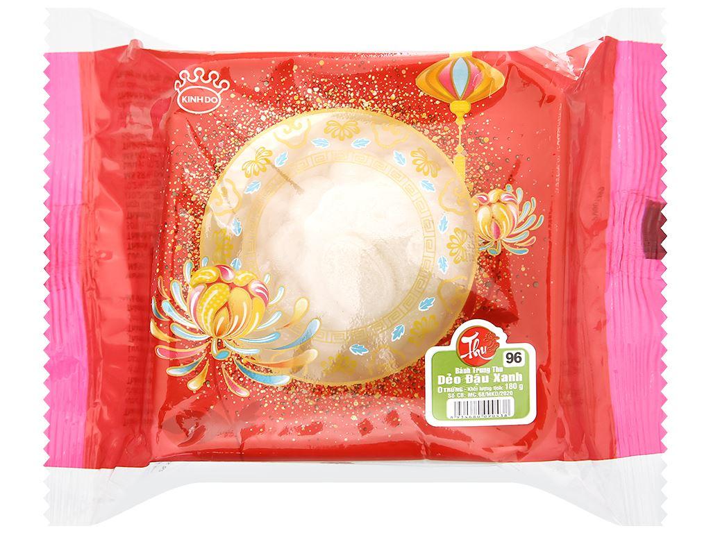 Bánh dẻo Kinh Đô đậu xanh 180g 5
