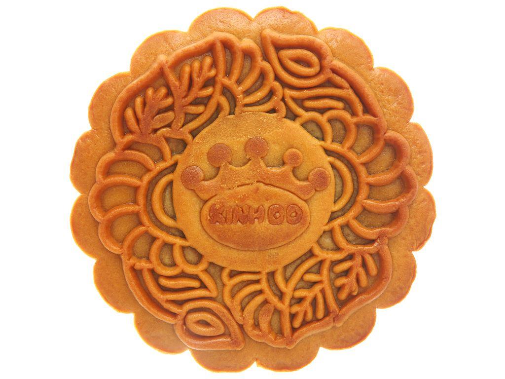 Bánh trung thu Kinh Đô hạt sen trà xanh 2 trứng 230g 7