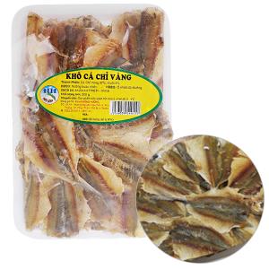 Khô cá chỉ vàng Hồng Hương khay 200g
