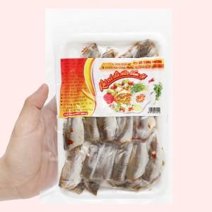 Khô cá đù sữa tẩm ớt Song Phương khay 200g