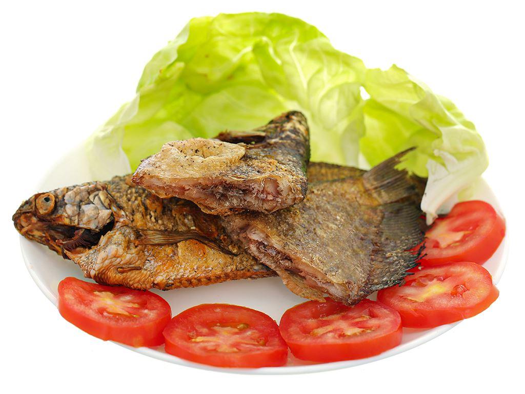 Khô cá sặc Việt Hà gói 250g 7