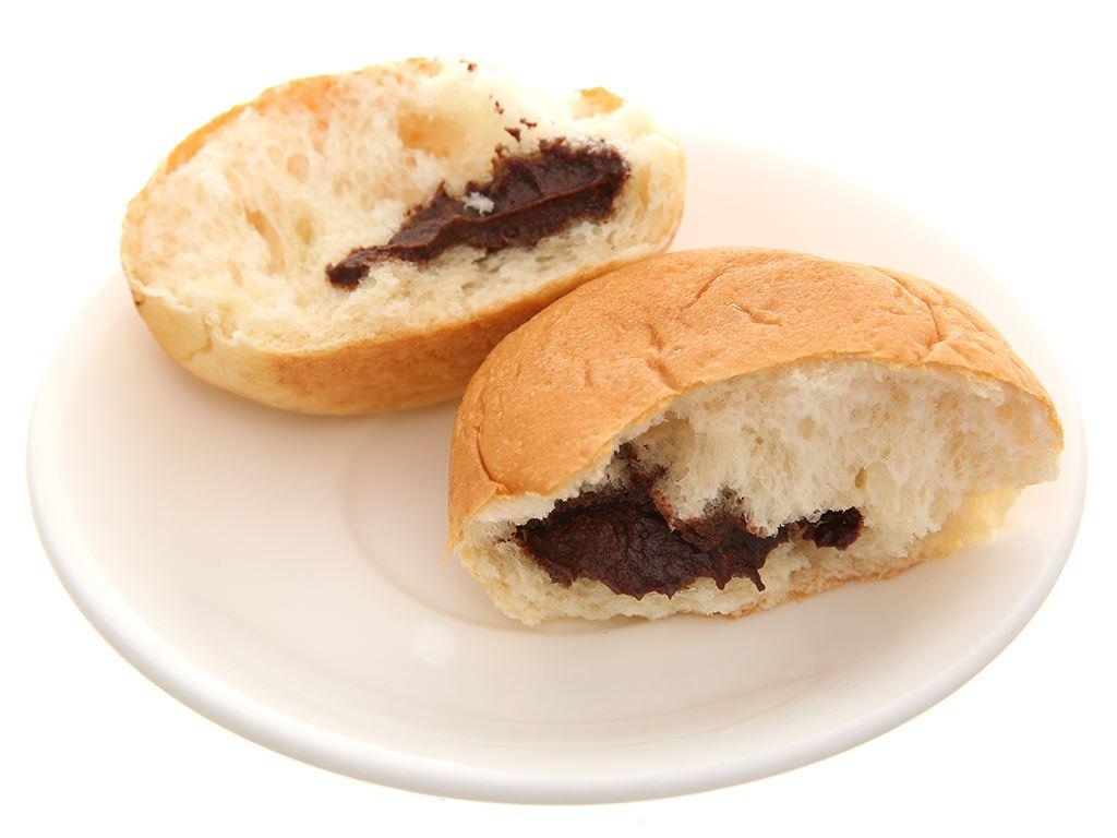 Bánh mì tươi tròn nhân socola Kinh Đô 55g 6