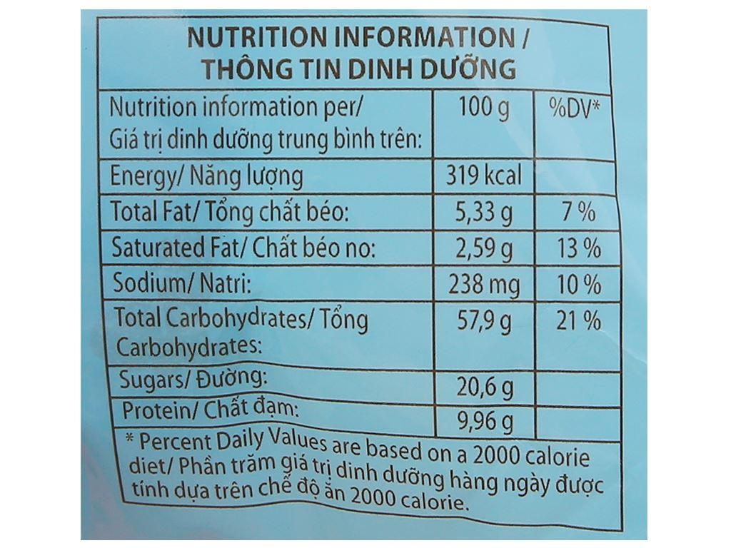 Bánh mì tươi ổ sữa không nhân Kinh Đô 80g 3