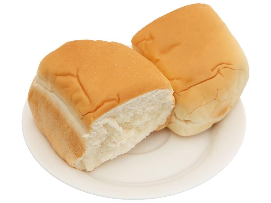 Bánh mì tươi ổ sữa không nhân Kinh Đô 80g 6