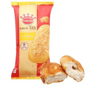 Bánh mì tươi 6 múi chà bông Kinh Đô ổ 80g