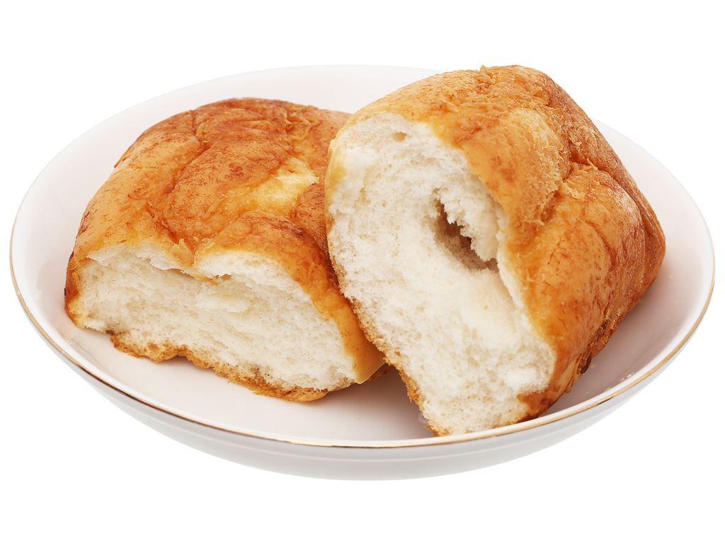 Bánh mì tươi 6 múi chà bông Kinh Đô ổ 80g 6