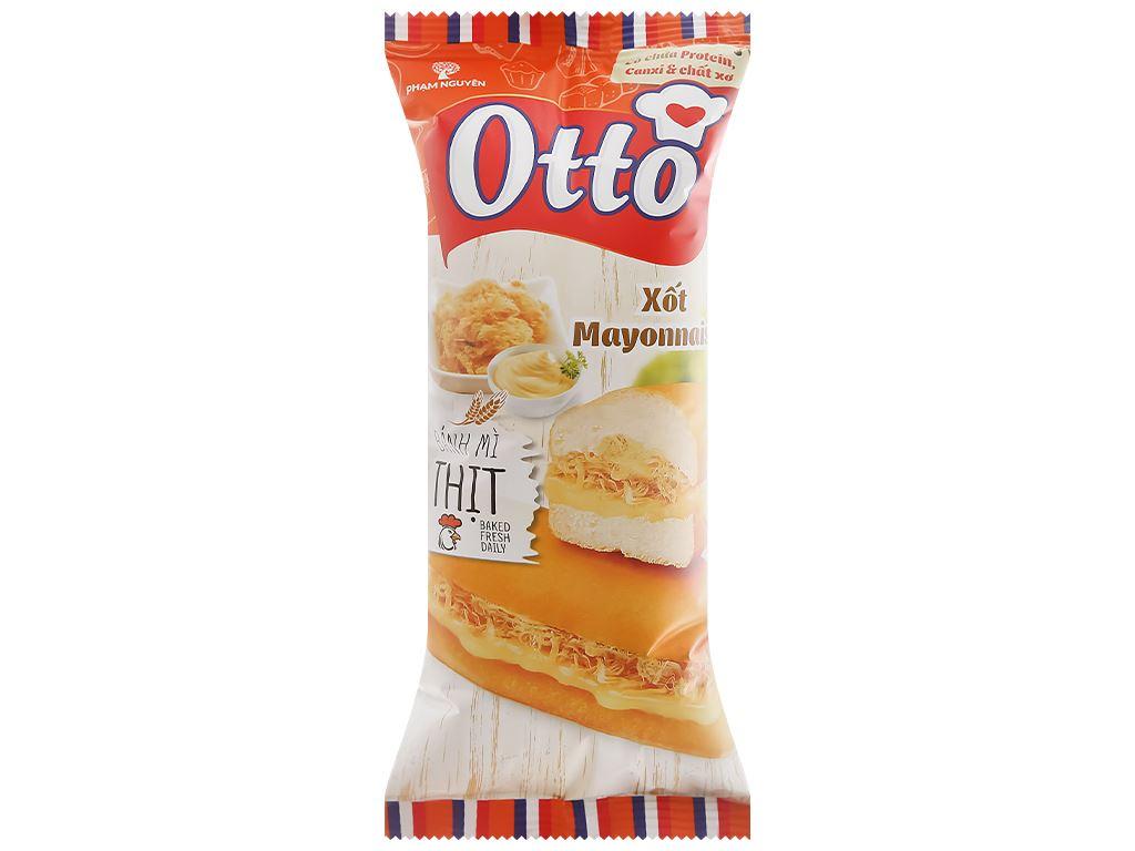 Bánh mì thịt không cay Otto gói 50g 1