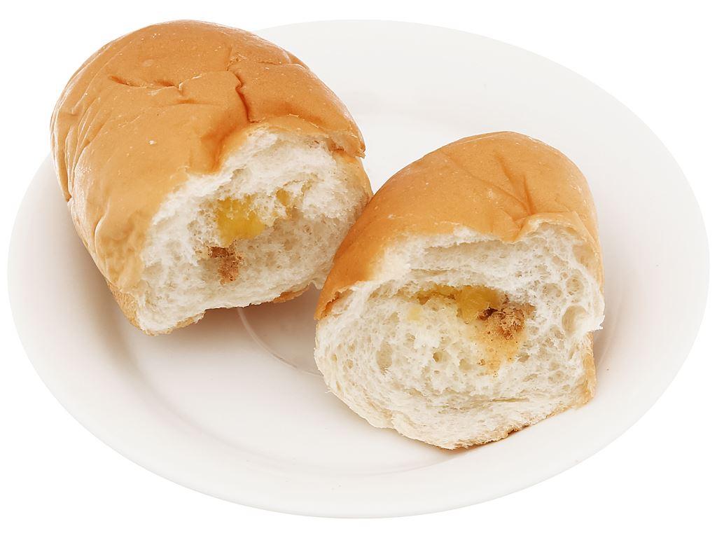 Bánh mì thịt không cay Otto gói 50g 6