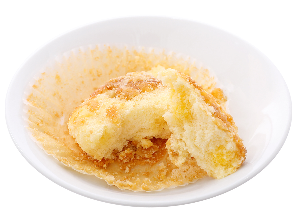 Bánh trứng tươi nhân kem custard Otto gói 38g 4
