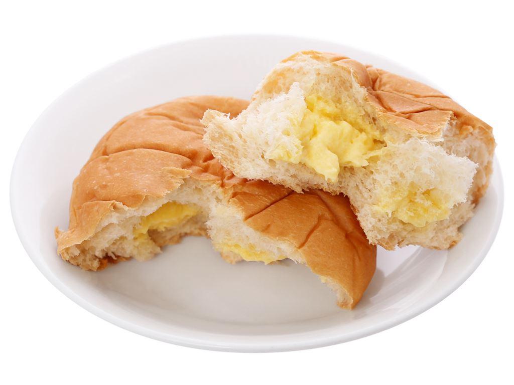 Bánh mì tươi nhân bơ sữa Otto gói 55g 4