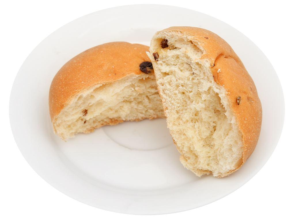 Bánh mì briochette raisin Le Pain Dore gói 40g 5