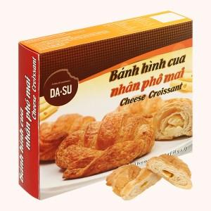 Bánh croissant phô mai Da&su hộp 200g