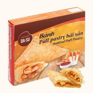 Bánh puff pastry hải sản Da&su hộp 200g