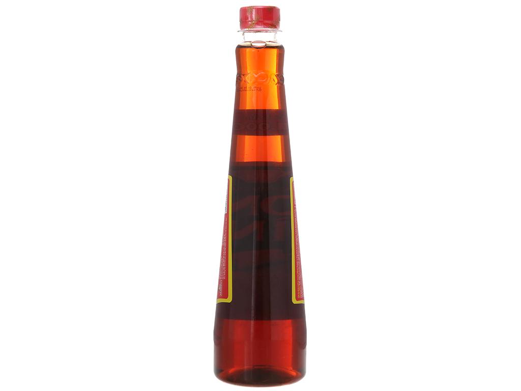 Nước chấm cá cơm Micoem Long Đình chai 530ml 2