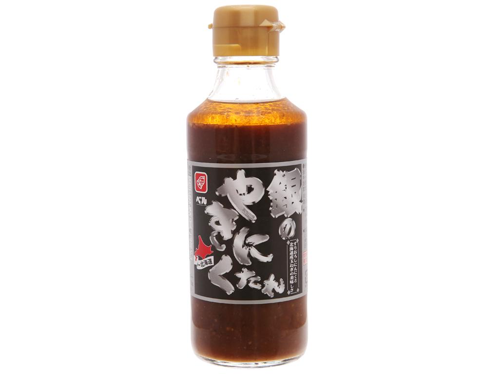 Nước chấm thịt nướng Gin Dare Bell chai 225g 1
