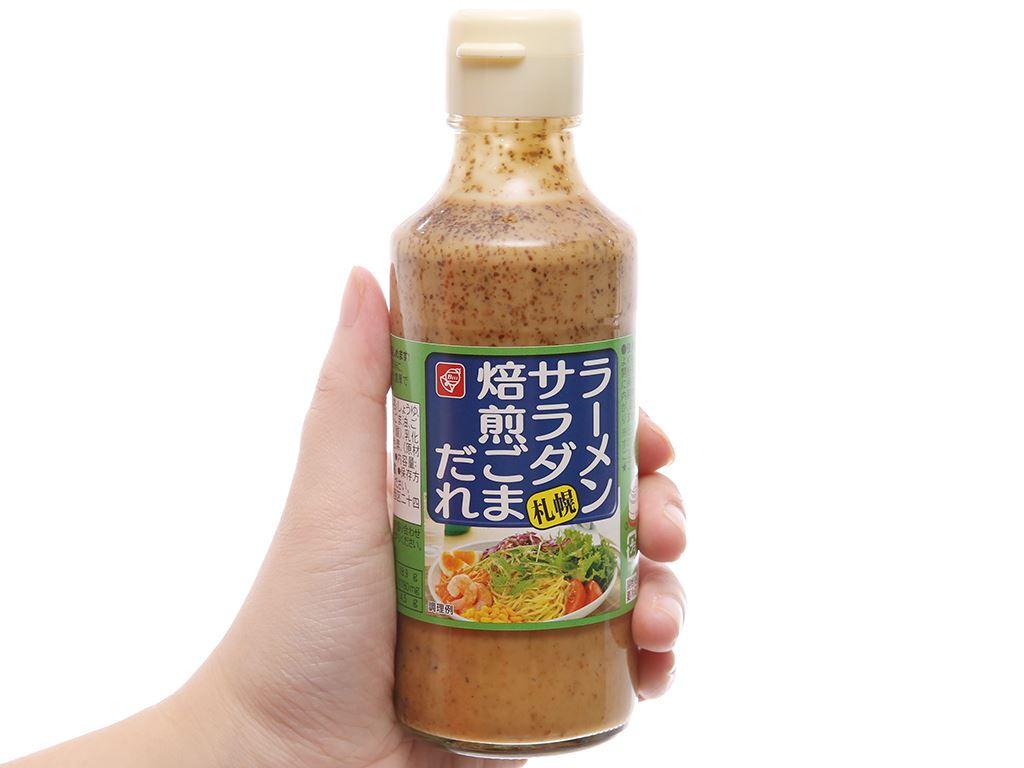 Sốt salad mè Bell chai 215g 4