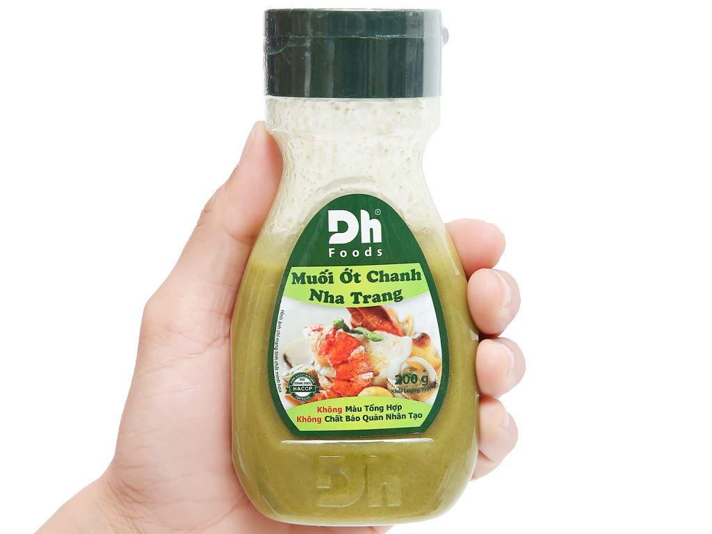 Muối ớt chanh Nha Trang Dh Foods chai 200g 9