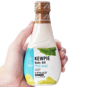 Nước xốt phô mai Kewpie chai 210ml