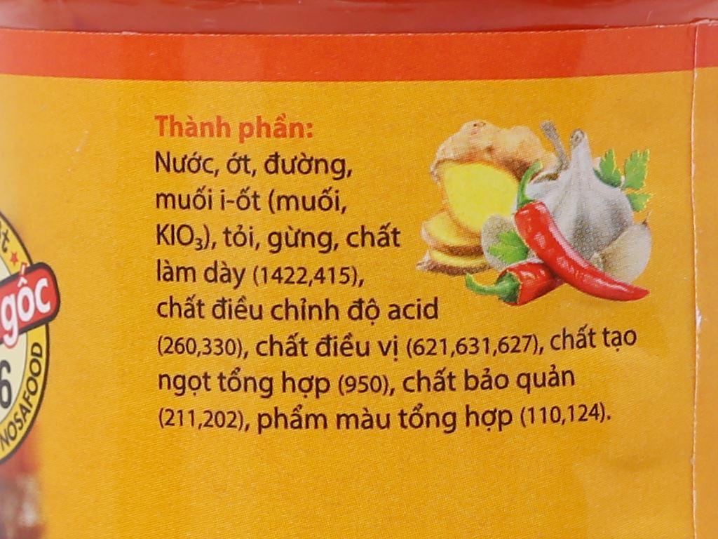 Sốt chua ngọt Ông Chà Và chai 280g 3