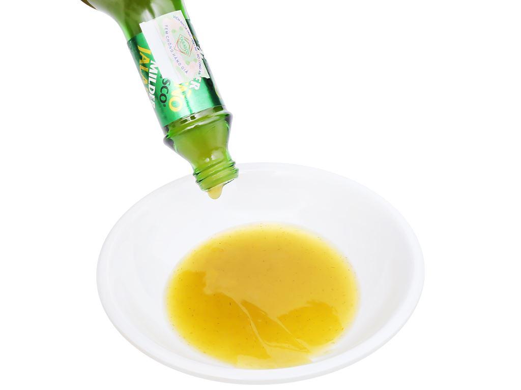 Sốt ớt xanh Tabasco chai 60ml 12