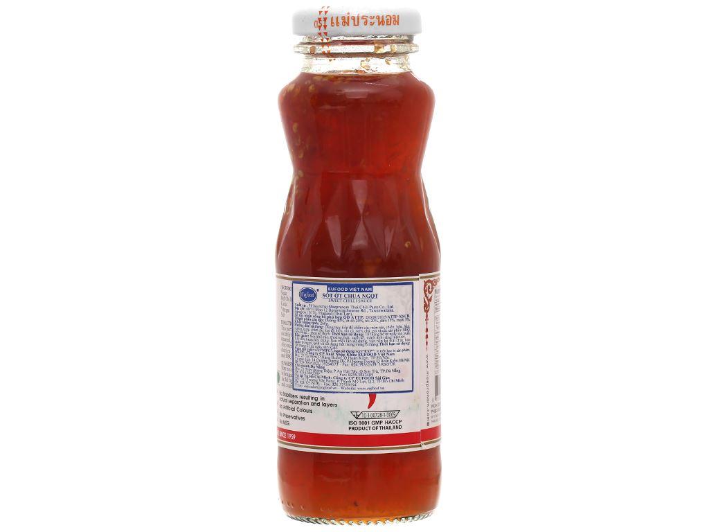 Sốt ớt chua ngọt MaePranom chai 260g 2