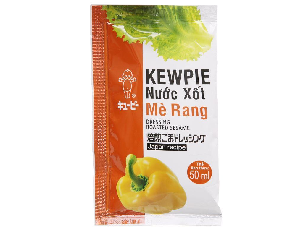 Nước xốt mè rang Kewpie gói 50ml 1