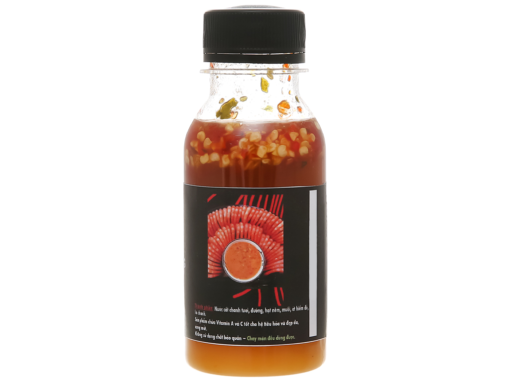 Muối ớt xanh cay nồng Queen Food chai 100ml 2