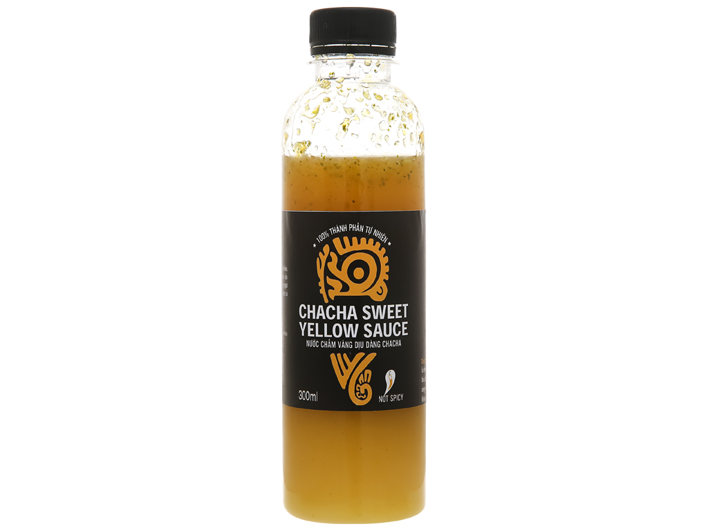 Muối ớt vàng cay dịu Queen Food chai 300ml 1