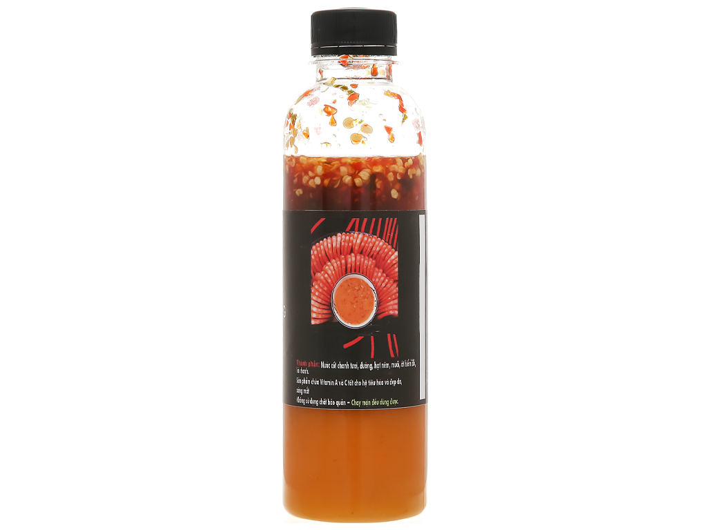 Muối ớt xanh cay nồng Queen Food chai 300ml 2