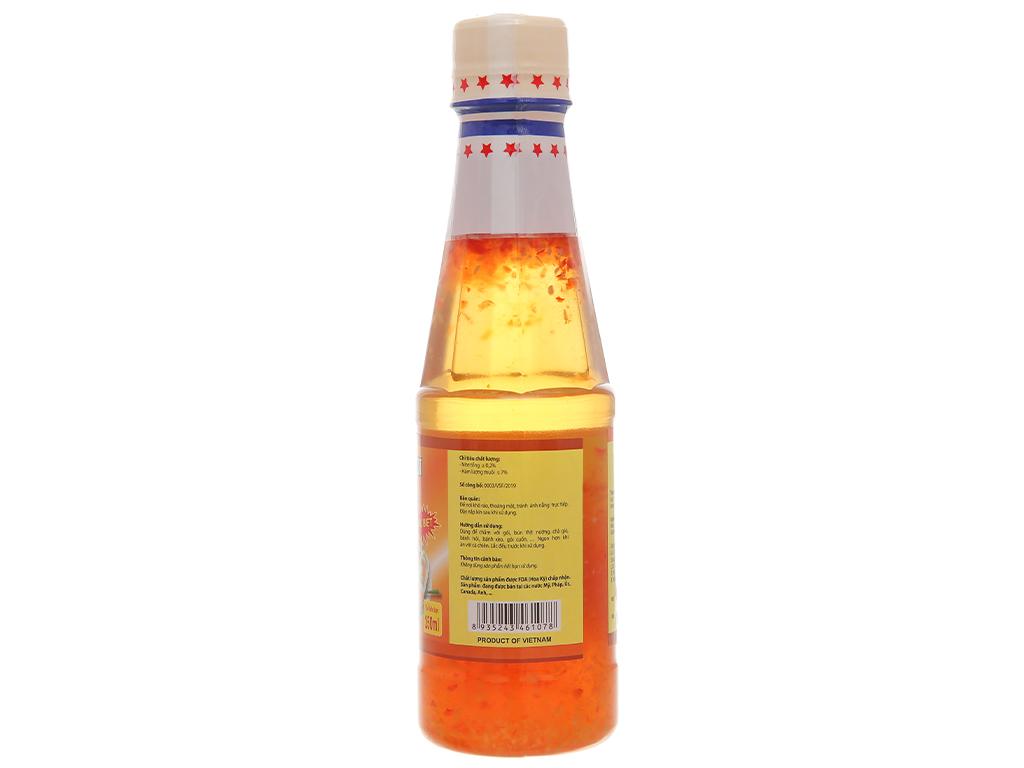 Nước mắm pha sẵn Vasifood chai 250ml 2