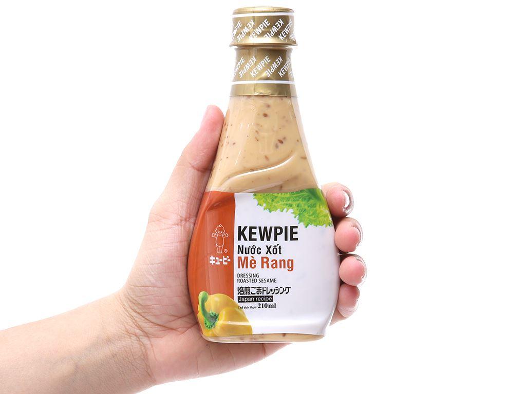 Nước xốt mè rang Kewpie chai 210ml 1