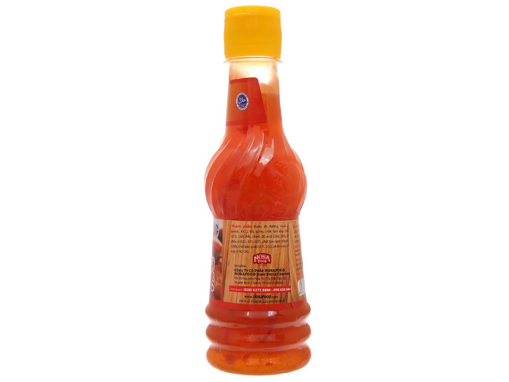 Sốt chua ngọt Ông Chà Và chai 270g 2